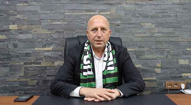 Kocaelispor'da hedef güçlü altyapı ve tesisleşme ile Süper Lig'e çıkmak