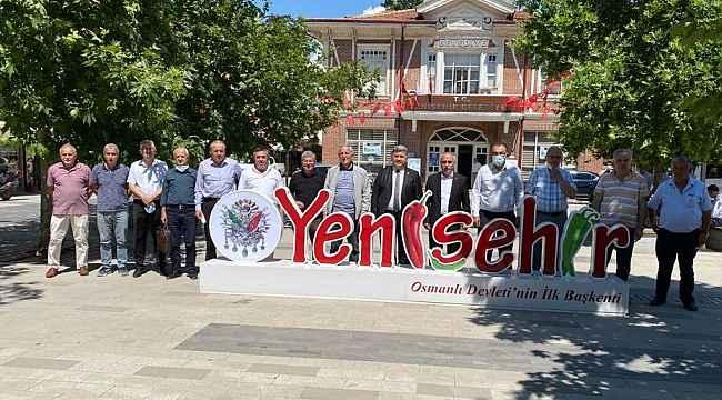 Komisyon üyeleri Yenişehir'de incelemelerde bulundu - Bursa Haberleri