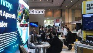 Konya Büyükşehir'in Akıllı Şehircilik Uygulamaları takdir topluyor