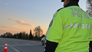 Konya'da 2 bin 12 sürücüye cezai işlem