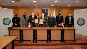 Kosova Hasan Priştine Üniversitesi ile akademik iş birliği protokolü - Bursa Haberleri