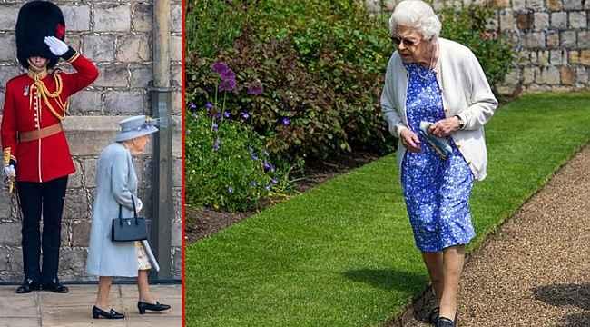 Kraliçe 2. Elizabeth eşi Prens Philip'in acısını unutamadı