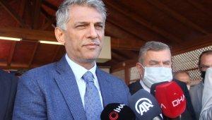 """Kültür ve Turizm Bakan Yardımcısı Alpaslan: """"Tarihi Sinop Cezaevi ve Müzesi'ni 2022'nin sonunda tamamlayacağız"""""""
