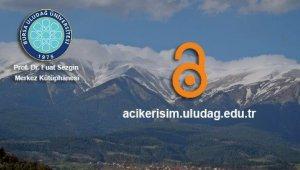 Kütüphane açık erişim sistemi 1 milyon kullanıcıya ulaştı - Bursa Haberleri
