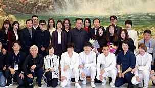 """Kuzey Kore lideri Kim Jong-un: """"K-Pop kötü bir kanser gibi"""""""