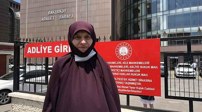 Mahkemeden çarşaflı kadına hakaret davasında sanığa 360 lira adli para cezası