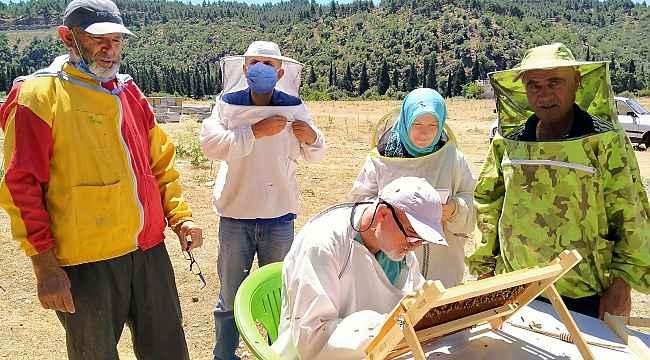Manisa Büyükşehir'den arıcılık ekonomisine büyük destek