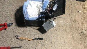 Mardin'de 1.6 kilogram plastik patlayıcı ele geçirildi
