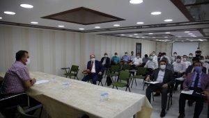 Mardin'de Altyapı Koordinasyon Toplantısı yapıldı