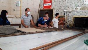Mardin'de fırınlara yönelik sıkı denetim
