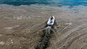 Marmara'yı esir alan deniz salyası için TBMM Araştırma Komisyonu kuruldu