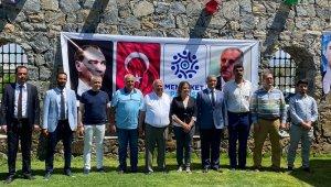 """Memleket Partisi Aydın İl Başkanı Yenipazarlı: """"Memleket Partisi'ne geçişler devam ediyor, CHP'den istifalar gelecek"""""""