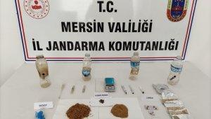 Mersin'de uyuşturucu operasyonlarında 11 gözaltı
