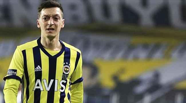 Mesut Özil, EURO 2020 karmasında Türkiye'den yalnızca 1 futbolcuya as takımda yer verdi