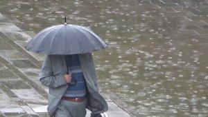 Meteorolojiden Kırıkkale ve Çankırı için kuvvetli sağanak uyarısı
