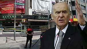 """MHP Lideri Bahçeli, """"Türkiye'nin karışmasını isteyen iç ve dış provokasyonlar devreye alınmıştır"""""""