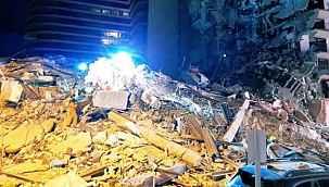 Miami'de 11 katlı bina çöktü... Enkaz altında yaralılar var