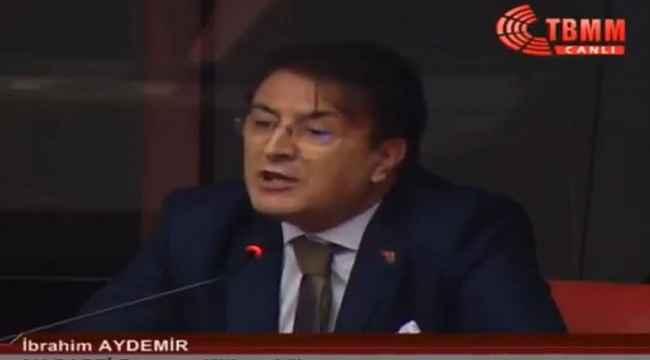 Milletvekili Aydemir: 'İşin sırrı samimiyette'