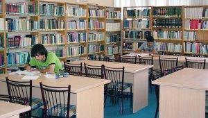 Muğla kütüphanelerinde 275 bin kitap var