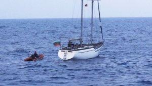 Muğla'da 107 düzensiz göçmen ve 4 göçmen kaçakçısı yakalandı
