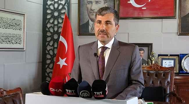 Muş Belediye Başkanı Asya'dan CHP'nin karalama kampanyasına tepki