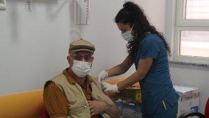 Nevşehir'de 169 bin 385 doz aşı yapıldı