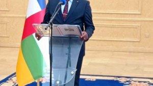 Orta Afrika Cumhuriyeti Başbakanı Ngrebada, Devlet Başkanı Touadera'ye istifasını sundu