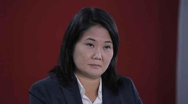 Peru'da devlet başkanı adayı Fujimori için önleyici gözaltı talebi