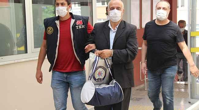 PKKKCK'nın cezaevi yapılanması şüphelisi 7 kişi adliyeye sevk edildi