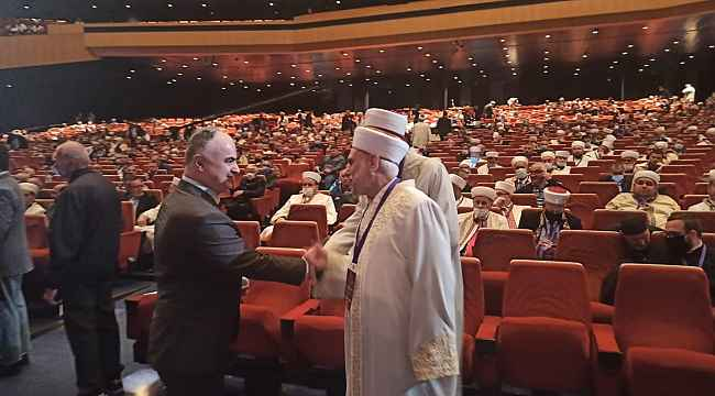 Prof. Dr. Kılıç, Bulgaristan Milli Yüksek İslam Şurası ve Baş müftü seçimlerine davetli olarak katıldı
