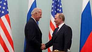 Putin ile Biden arasındaki görüşmeden anlaşma çıktı