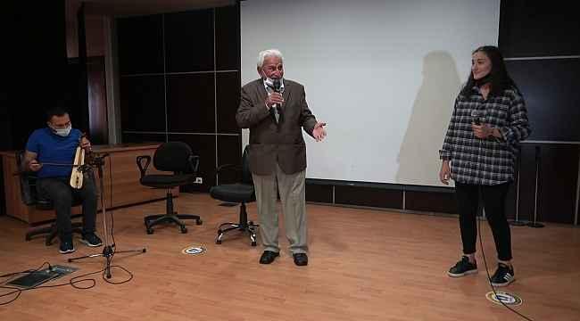 Rize'de okullar arası 'Atma Türkü Yarışması' düzenlendi