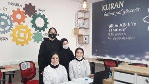 Samsun TÜBİTAK Türkiye Finali'nde yedi projede ödül aldı