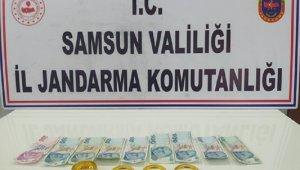 Samsun'da 3 ayrı hırsızlık olayı: 5 gözaltı