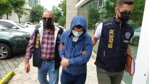 Samsun'da 37 bin yasak veriyi izinsiz indiren öğretmen gözaltına alındı