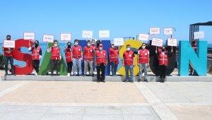 Samsun'da Türk Kızılay'ının 153. yıl heyecanı