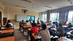 Sarıgöl'de Almanca dil kursu açıldı