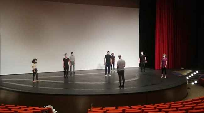 Şehir tiyatroları seçmeleri yapıldı