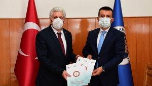 Serhat Oğuz Yaşar, Yıldırım'a projeleri anlattı
