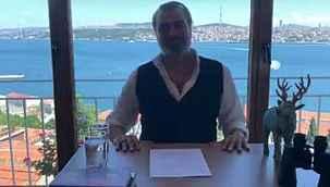 "Sermiyan Midyat ""Kanal İstanbul""u çete lideri Peker'e benzeyerek eleştirdi"