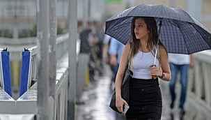 Şiddetli yağış salı günü öğleden sonra hayatı felç edecek