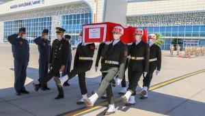 Silah kazasında şehit olan piyade er için Mardin'de tören düzenlendi