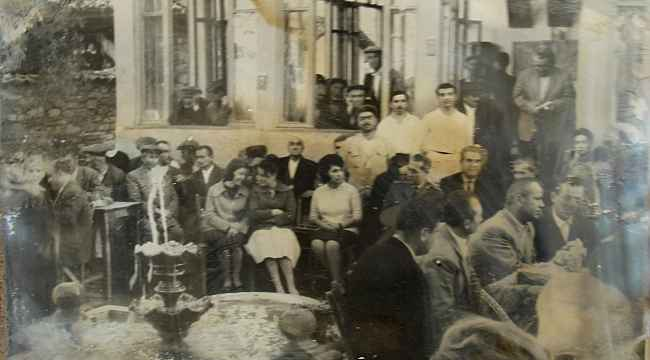 Şirinköy Kahvehanesi eski günlerine dönecek