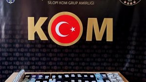 Şırnak'ta terörün finans kaynağına darbe: 35 gözaltı