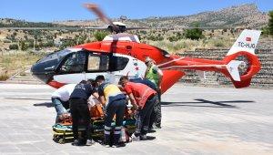 Şırnak'ta UMKE'den gerçeği aratmayan helikopter destekli arama kurtarma tatbikatı