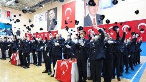 Sivas Polis Meslek Eğitim Merkezi 26. Dönem mezunlarını verdi