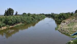 Söke Ovası'nın can damarı Büyük Menderes suya kavuştu