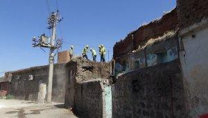 Sur'da 44 metruk yapı yıkılıp, yerine park yapılacak