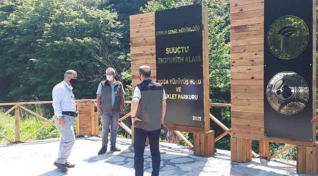 Suuçtu eko turizm projesine yakın takip - Bursa Haberleri