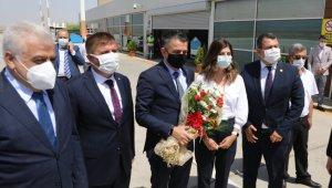 Tarım ve Orman Bakanı Bekir Pakdemirli Iğdır'da
